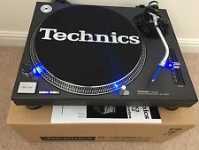 Technics SL-1210 Mk2 DJ Hifi Turntable Deck Vinyl SL-1200 - 1 Year Warranty LED