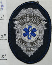 ILLINOIS, HILLSIDE FIRE DEPT SMALL PATCH