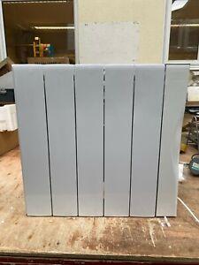 Exo WiFi Electric Ceramic Core Radiator White 1500W #164
