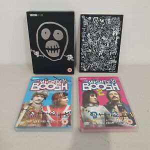 The Mighty Boosh Series One & Two DVD Box Set Cult Comedy Music BBC, Region 4 2