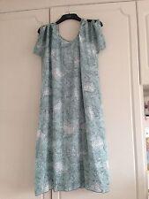 Round Neck Plus Size Rayon Sleeveless Dresses for Women