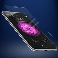 Toughened Tempered Glass Screen Protector Film For Apple iPhone Models