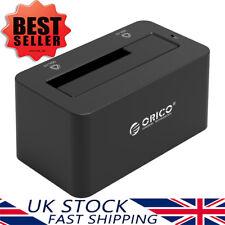 ORICO USB 3.0 2.5/3.5 Inch SATA III HDD/SSD Hard Disk Drive Docking Station