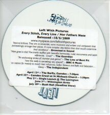 (155L) Left With Pictures, Every Stitch Every Li- DJ CD