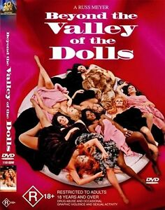 Beyond The Valley Of The Dolls : Brand NEW sealed DVD * FREE POST * rare movie