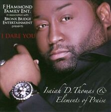 THOMAS,ISAIAH D. & E-I DARE YOU CD NEW