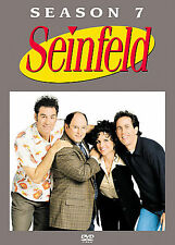 Seinfeld - Season 7 (DVD, 2006, 4-Disc Set)