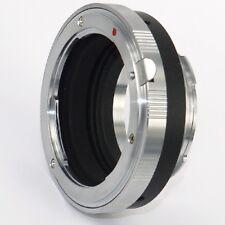 Leica M Voigtlander Bessa Raccordo a obiettivo Nikon adapter 6 Bit LTM- ID 4652