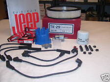 Jeep CJ tune up kit, CJ tune up kit for 1980-1982 CJ