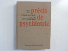 Precis De Psychiatrie - Cyrille Koupernik