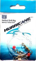 South Bend Hurricane Fishing Halibut Drift Rigs size 2  ( HDR-2 )