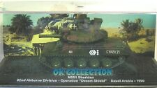 1:72 Carro/ Panzer/ Tanks/ Military M551 SHERIDAN (Saudi Arabia) 1990 (30)