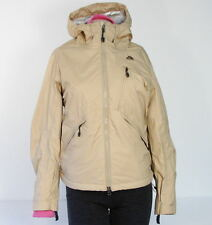 Nike ACG Khaki & Pink 3 in1 Therma Fit Jacket Coat Womans Extra Small XS NWT