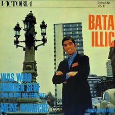 """7"""" BATA ILLIC Was wird morgen sein TONY RENIS Non Mi Dire VICTORIA 1967 wie NEU!"""
