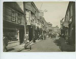 Chelmsford Tindal Street 1919 Photo By Frith