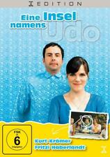 DVD      Eine Insel namens Udo      Kurt Krömer     NEU + VERSCHWEISST