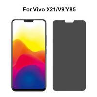 9H Privacy Tempered Glass Anti-Peeping Screen Glass For vivo X20 V11 X23 lot New