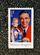2018USA Forever Mister Rogers  Mint NH  Mr.