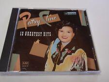 Patsy Cline Greatest Hits CD Album Decca MCA Records 12 Classic Songs 1988