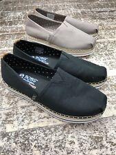 Skechers Bobs Breeze Slip-on Women's Shoes Black / Taupe
