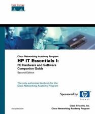 IT Essentials I: PC Hardware and Software Companion Guide (Cisco-ExLibrary