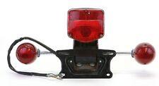 82 - 83 Honda CM450A rear tail brake turn signal lights off running CM450