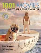 1001 Movies You Must See Before You Die by Steven Jay Schneider (2013, Hardcover