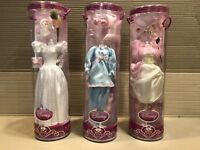 DISNEY STORE Princess Dream Fashions Barbie Doll Clothes Wedding Dress Fairy LOT