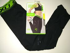 2XU Women's Large Black Recovery Tights Compression Running