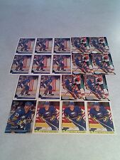 *****Mark Astley*****  Lot of 32 cards.....7 DIFFERENT / Hockey