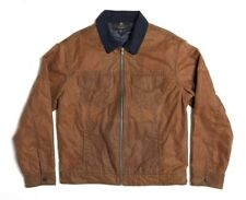 Coldsmoke Saltire Waxed Trucker Jacket