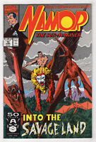 Namor: The Sub-Mariner #15 (Jun 1991, Marvel) [Super Skrull, Iron Fist] Byrne X