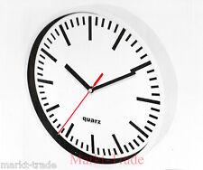 Horloge de gare Horloge Murale Montre à Quartz