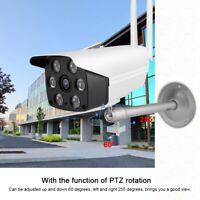 1080P HD Outdoor Waterproof WiFi PTZ Tilt Security IP IR Camera Night Vision