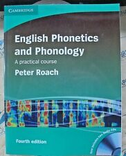 ENGLISH PHONETICS AND PHONOLOGY con 2 Cd FOURTH EDITION - P.ROACH - CAMBRIDGE