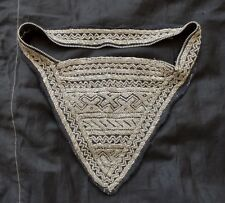 Antique Handmade beaded Rashaida Sudan Tribal Bedouin Veil