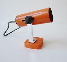 lampe applique métal vintage années 60 70 design 1970 lamp spot targetti