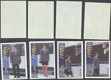 Belgium Railway Imperforated - MNH Stamps DX49