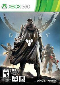 Destiny Xbox 360 Bungie Activision New Sealed