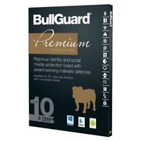 BullGuard Premium Protection 2019 Internet Security Antivirus 10 Users 2 Years