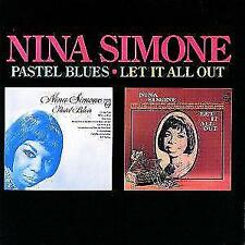 Pastel Blues/All Out von Nina Simone (1991)