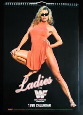 Ladies of the WWF - Calendar 1998 - Kalender - WWE - Sunny, Sable, Marlena