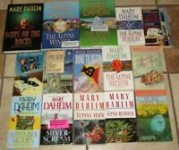 Lot 15 MARY DAHEIM Books Mysteries Lot Alpine Emma Lord Bed Breakfast