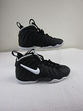 Pre-owned Nike Air Little Foamposite Pro 'Dr.Doom' GS Youth Shoe Size - 4Y