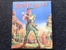 Robin Hood Vintage  Dean Classic hardcover illustrated