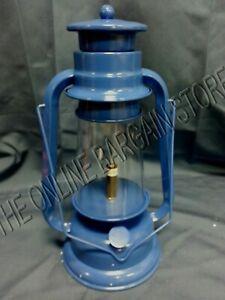 Pottery Barn Kids Nautical Boat Camping Night Lantern Bed Light Lamp Sconce BLUE