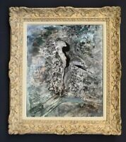 LILY MASSON (1920-2019) Fille du peintre André MASSON // Oeuvre Surréaliste (52)