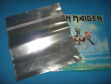 """High Quality OPP Resealable Plastic Bag 25 for 12"""" LP Japan"""