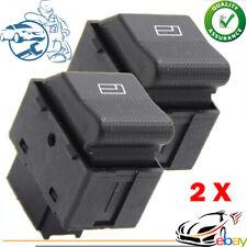 2x Bouton Lève-Vitre Électrique Interrupteur pour VW LUPO POLO 6N2 - 6X0959855B