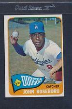 1965 Topps #405 John Roseboro Dodgers EX *1500